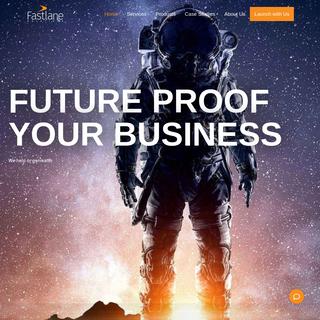 Fastlane Solutions - Enabling Smarter Enterprise