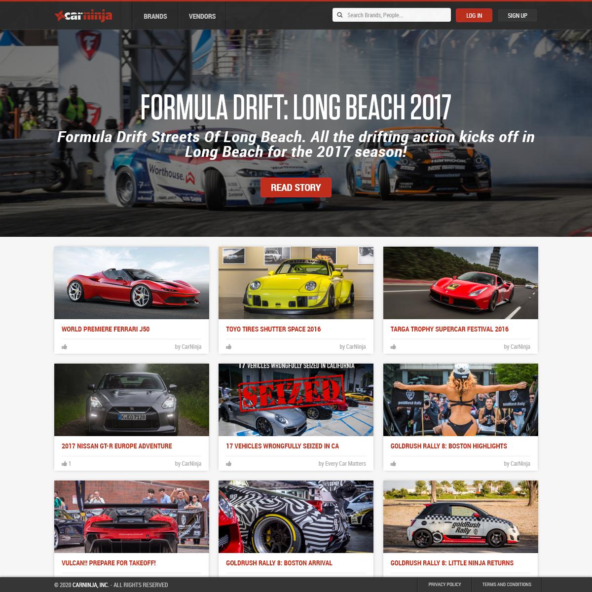 A complete backup of carninja.com