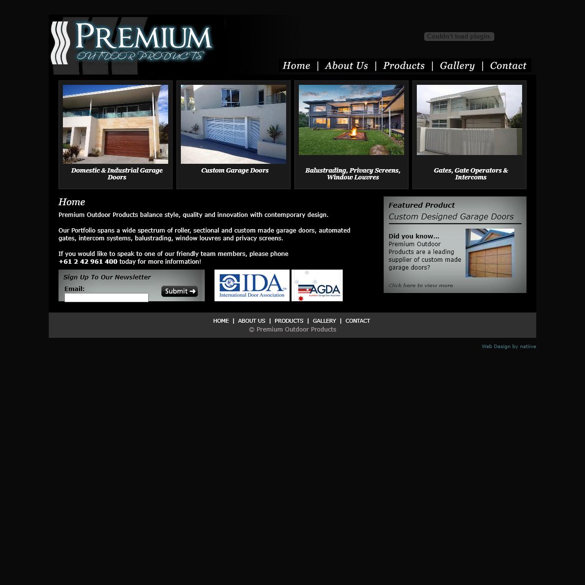 Premium Outdoors