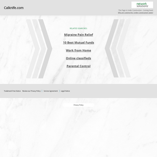 Calknife.com