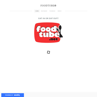 FOODTUBE® - Home