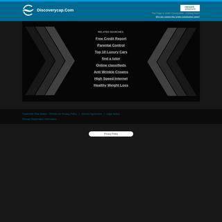 Discoverycap.com