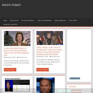 Pacific Pundit - They distort, we deride.