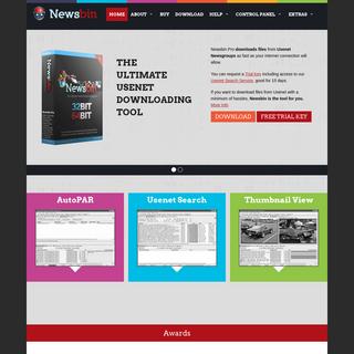 Newsbin Pro Software