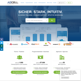 A complete backup of www.adcell.de
