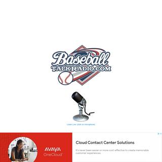 Baseball Talk Radio - Baseball Podcast Network - Internet Broadcasting