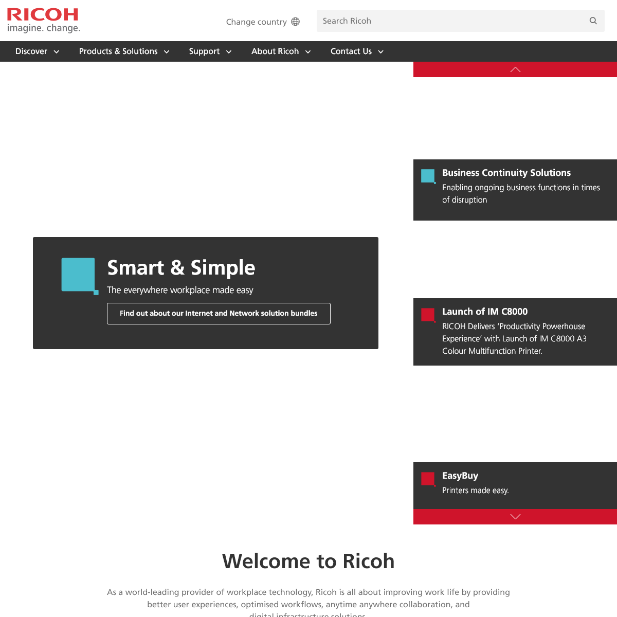 Ricoh Australia - Empowering Digital Workplaces