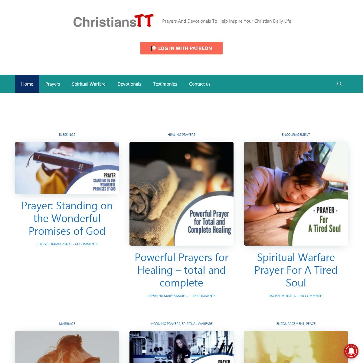home - ChristiansTT