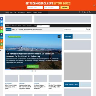 Technocracy News & Trends