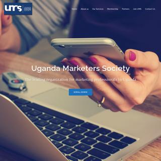 Uganda Marketers Society – The leading organization for marketing professionals in Uganda