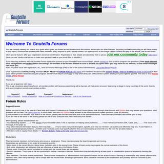 Gnutella Forums