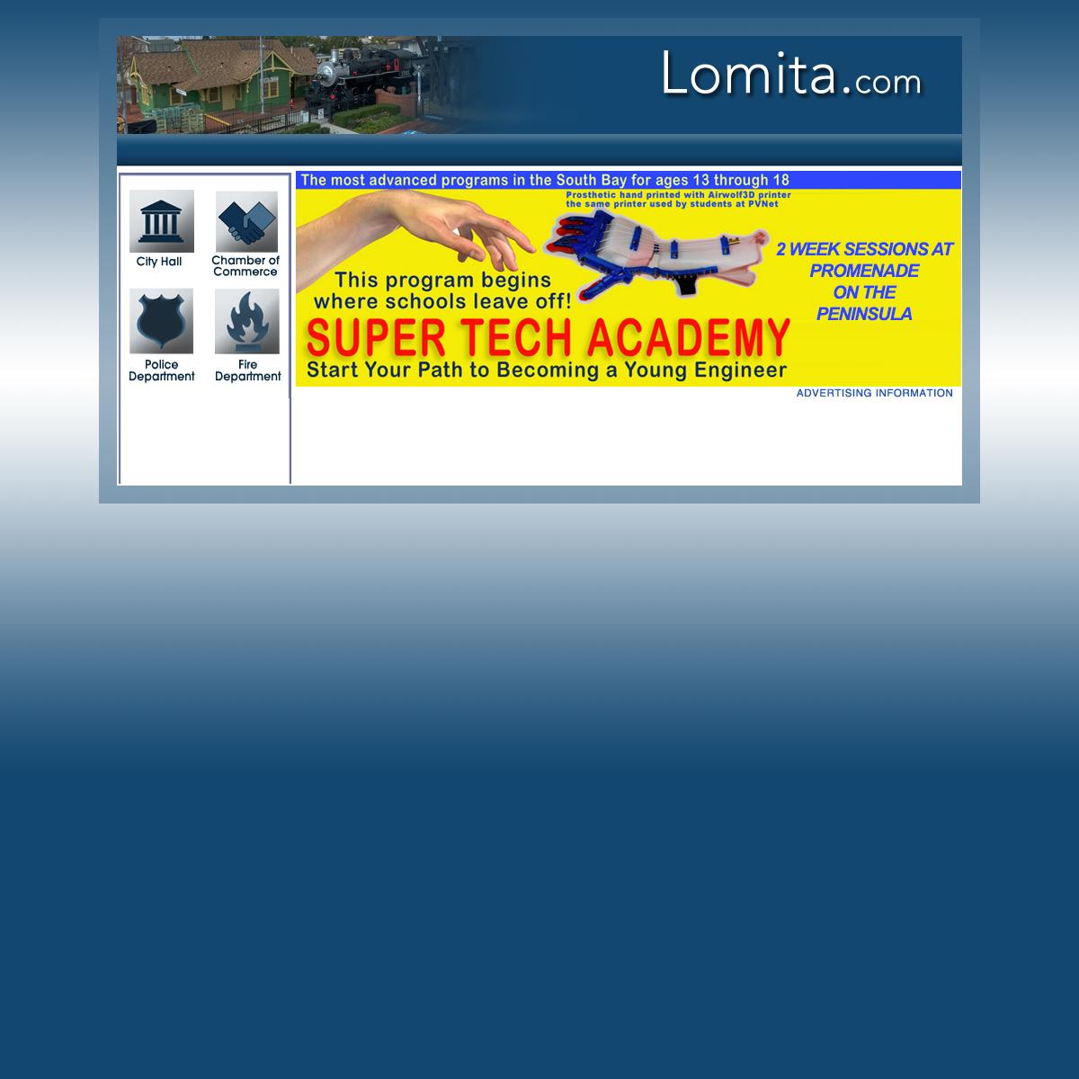 City of Lomita