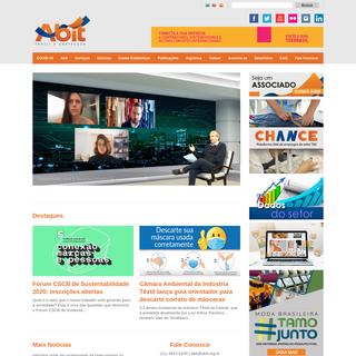 Abit - Associação Brasileira da Indústria Têxtil e de Confecção
