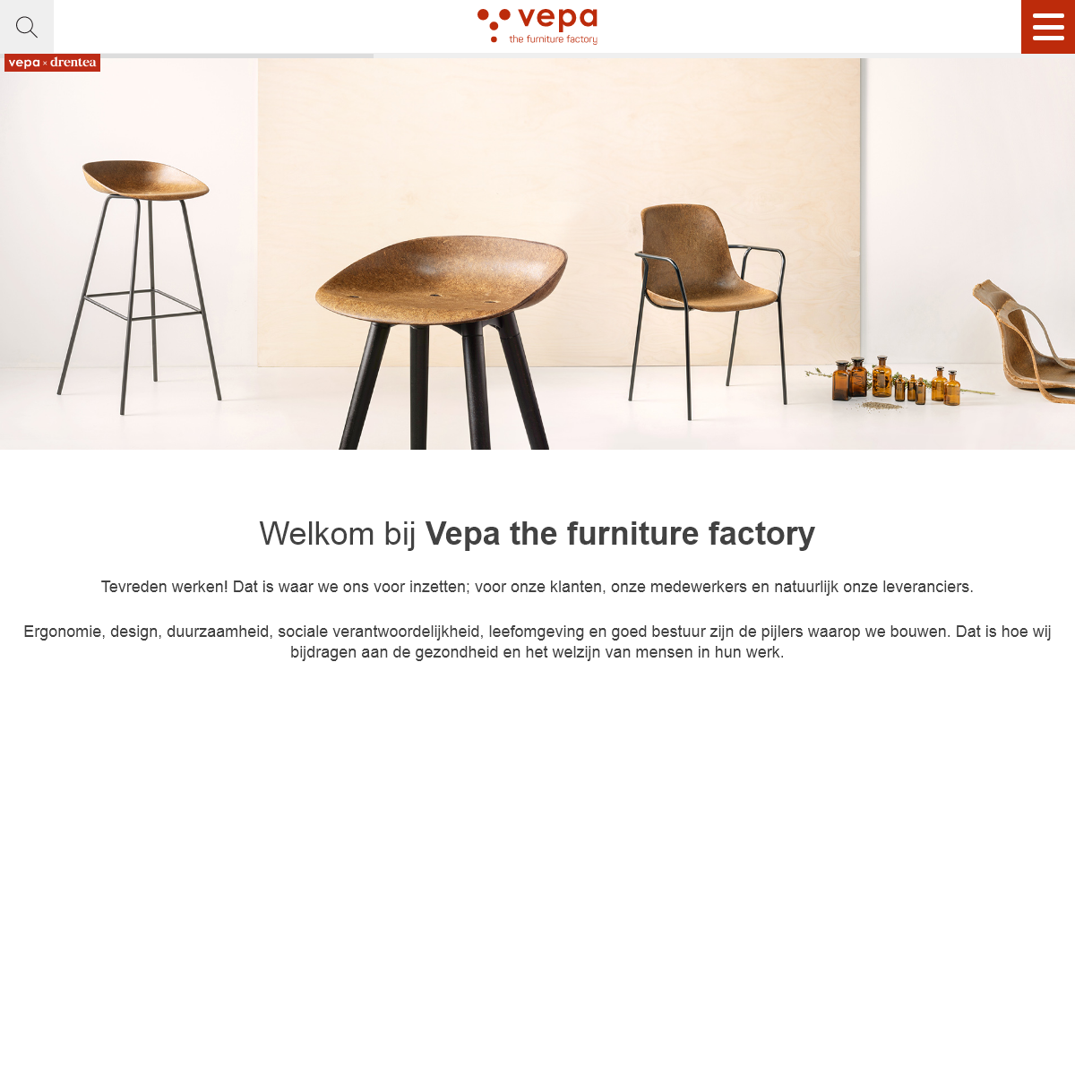 Vepa the furniture factory