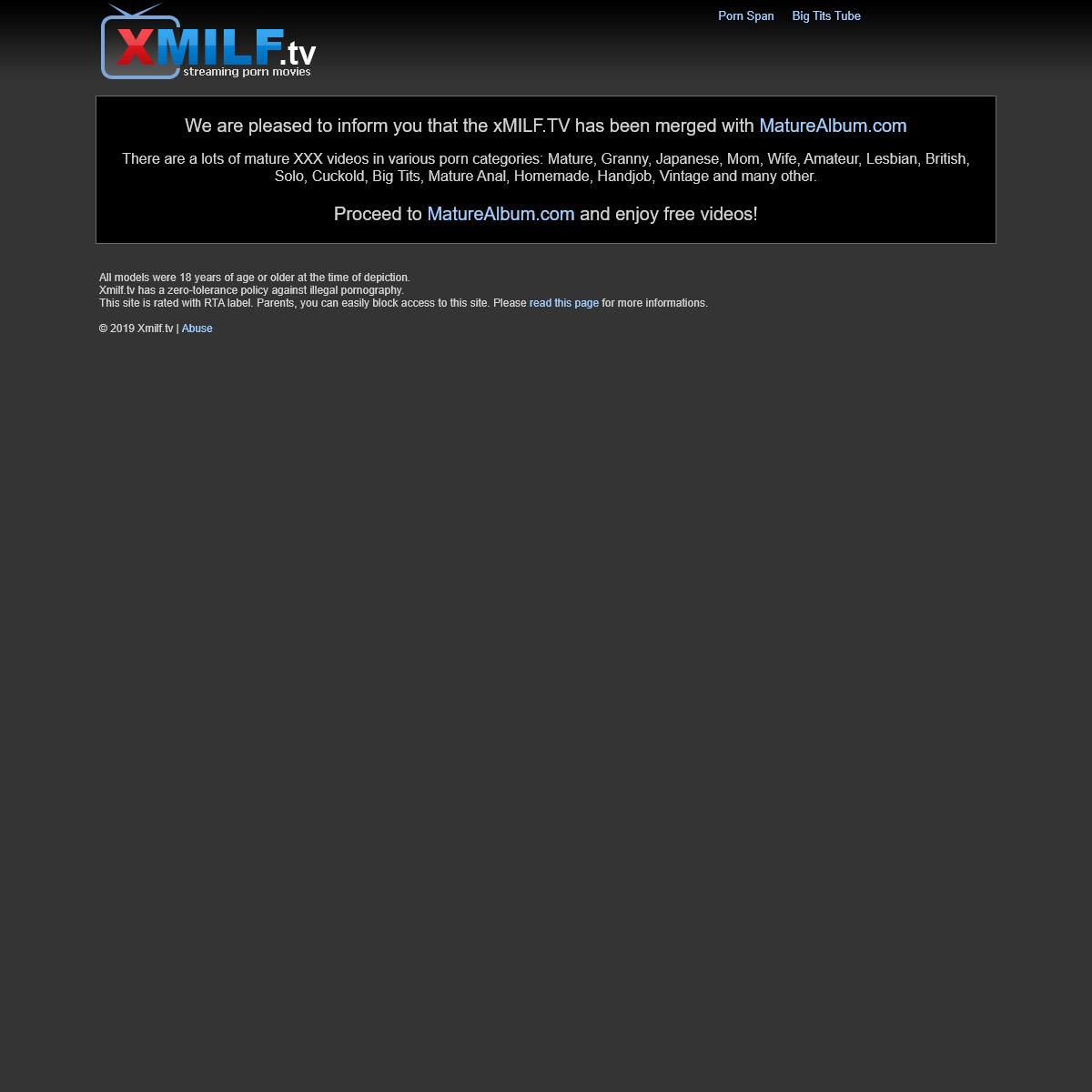 A complete backup of www.www.xmilf.tv