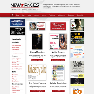 Welcome To NewPages.com