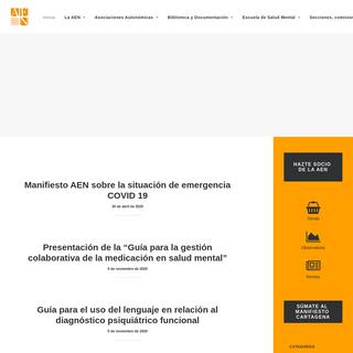 AEN – Profesionales de Salud Mental