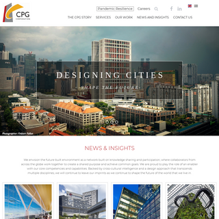 Home - CPG Corporation