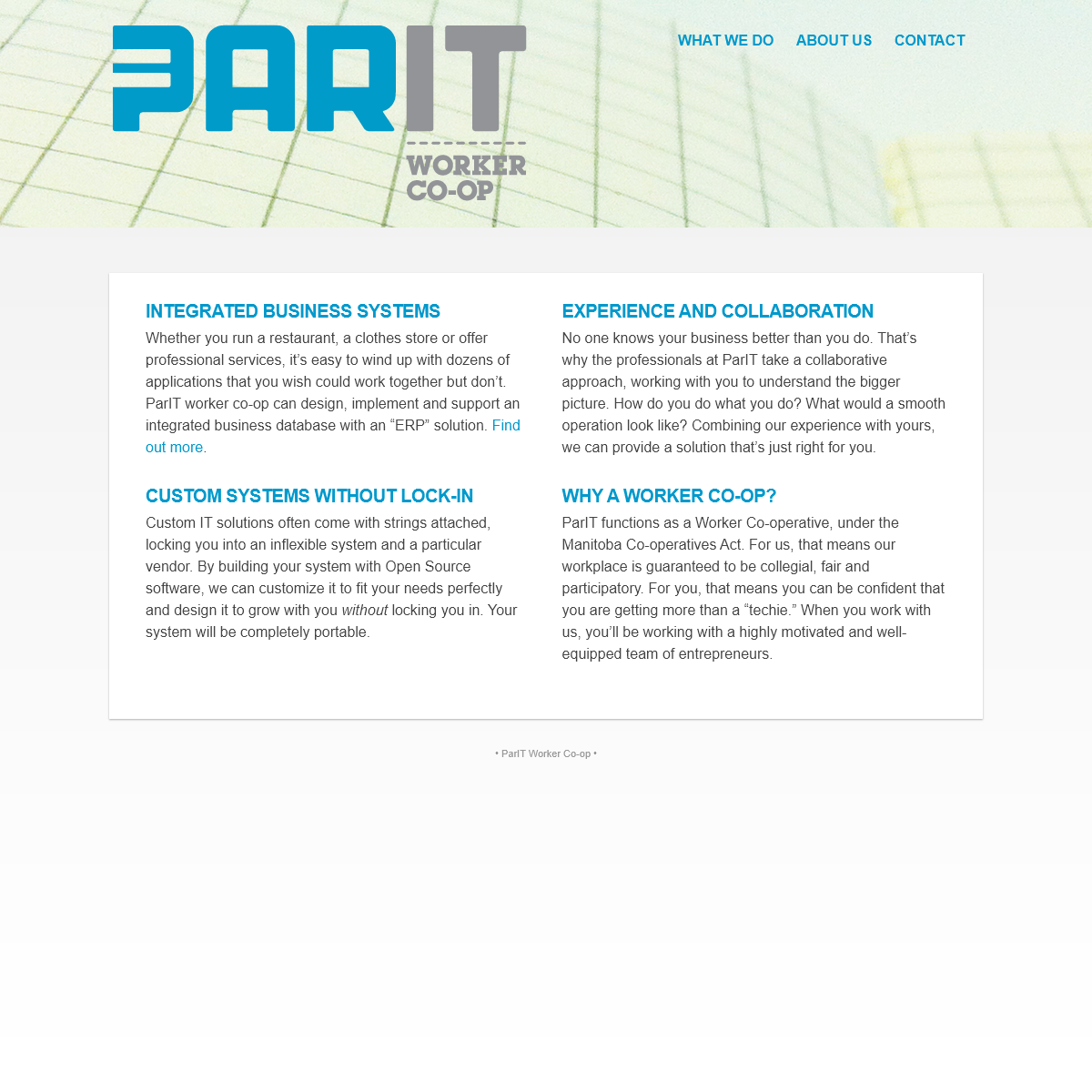ParIT Worker Co-op