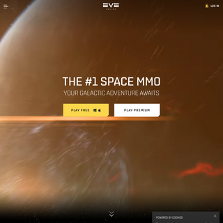 EVE Online - The #1 Free Space MMORPG - Play here now!