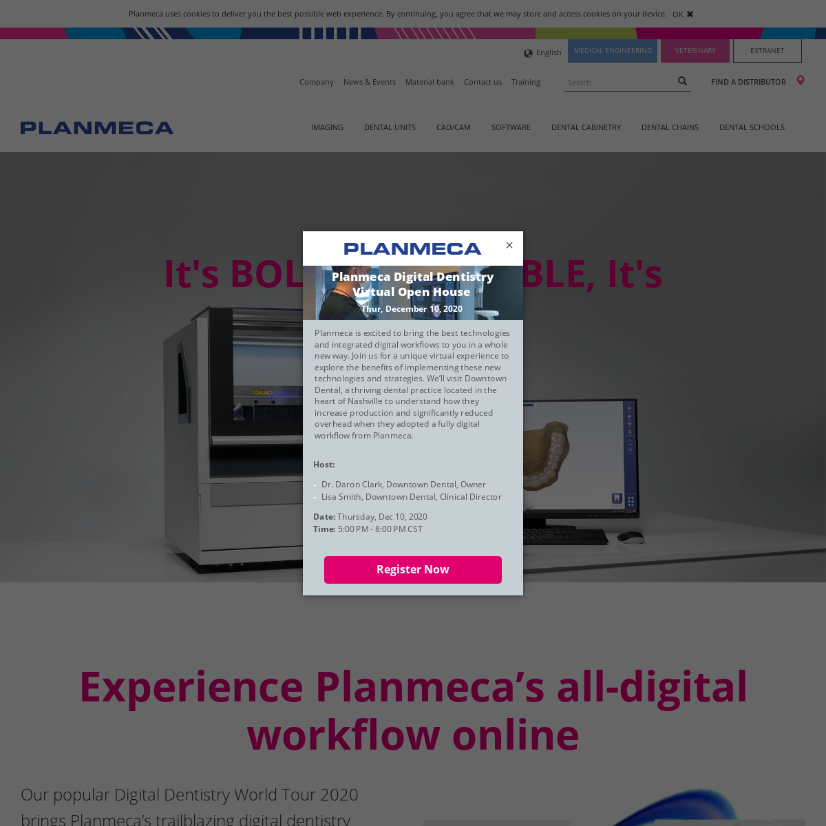 Planmeca – Better care through innovation