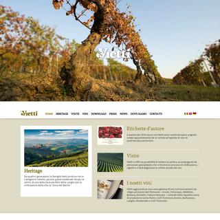 Vietti - Cantina in Castiglione Falletto - Vini con etichette d`autore - Barolo