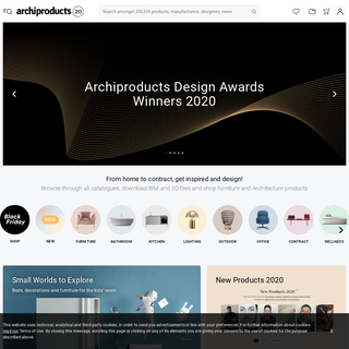 Archiproducts - Furniture, Design and Lighting