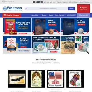 Whitman Publishing