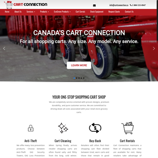 Cart Connection Canada Inc.