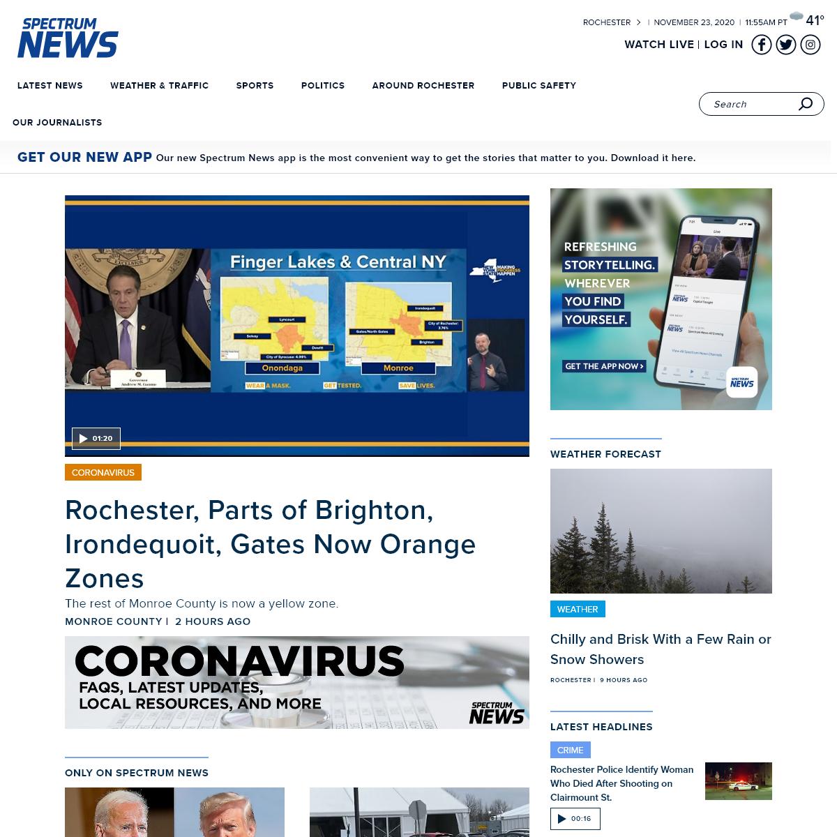 Spectrum News - Rochester