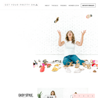 Home - Get Your Pretty On®