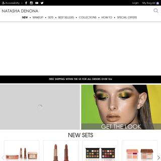 Natasha Denona - Makeup is The Ultimate Living Art Form