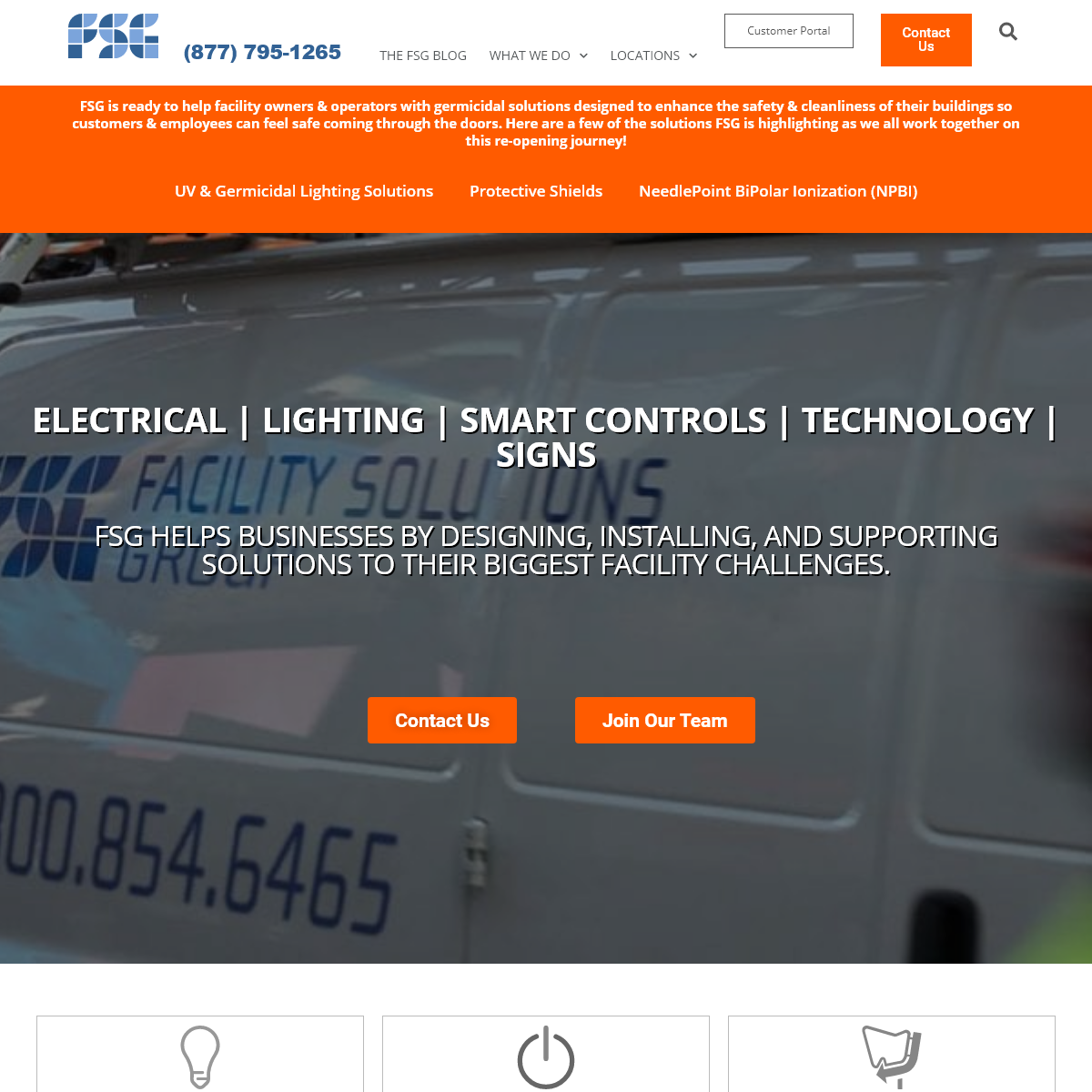 FSG Electric & Lighting