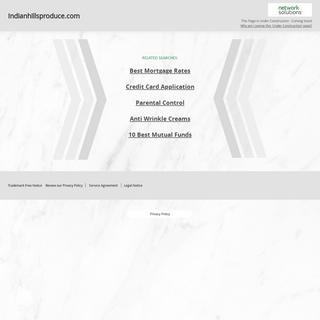 Indianhillsproduce.com