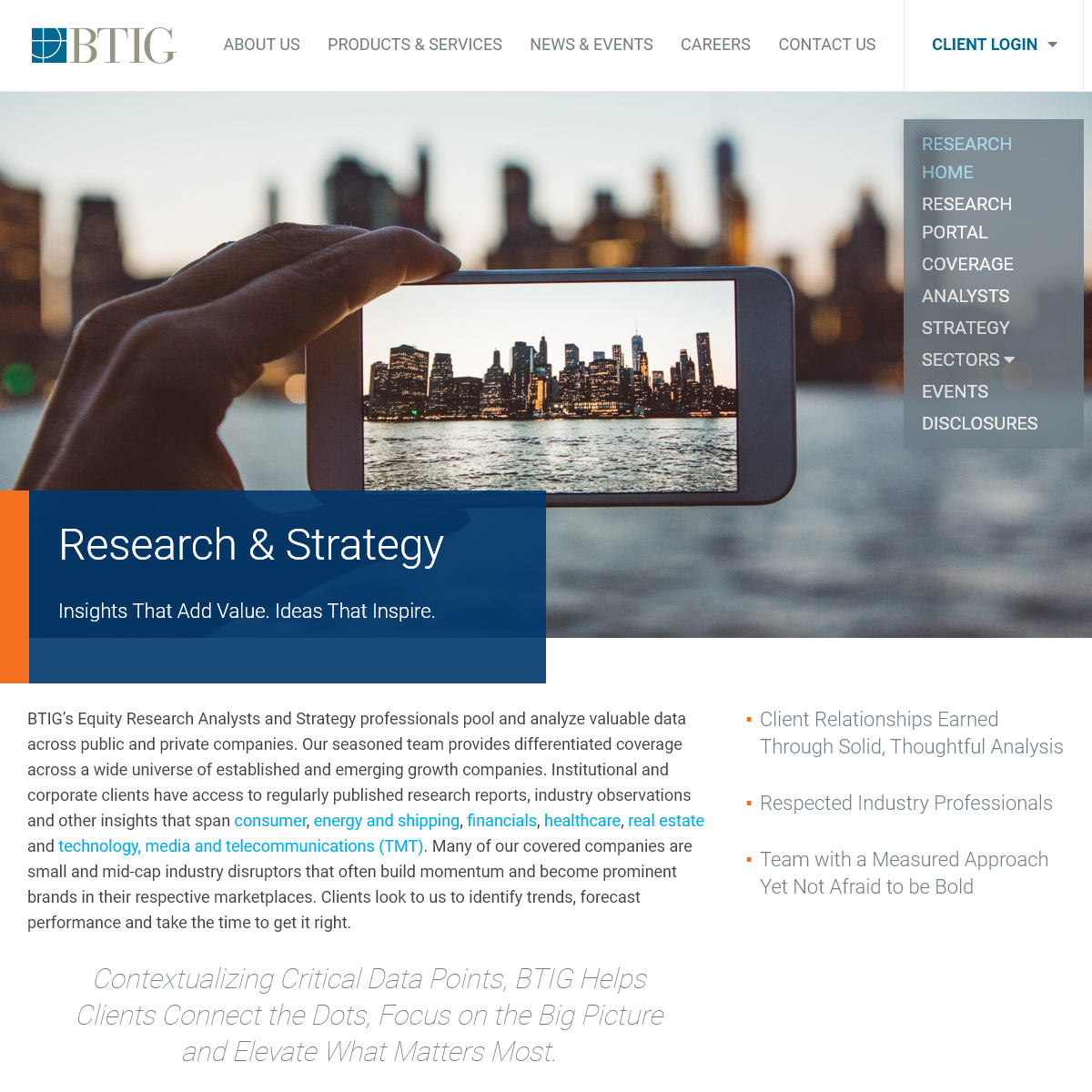 BTIG Research & Strategy