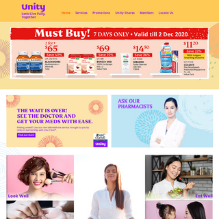 Unity Home Page - Unity