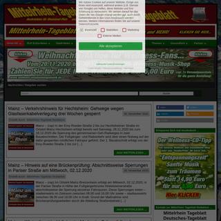 Mittelrhein Tageblatt - Deutsches-Tageblatt - Newsportal