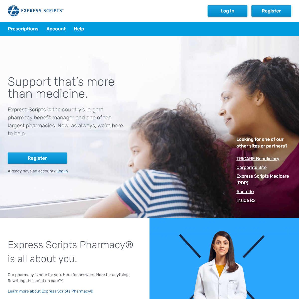Express Scripts Members- Manage Your Prescriptions Online