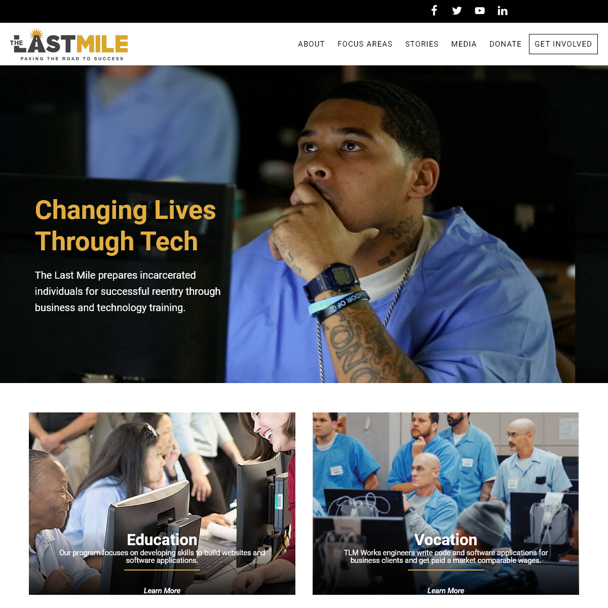 The Last Mile – Paving The Road To Success