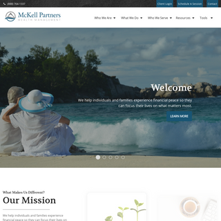 Home - McKell Partners Wealth Management