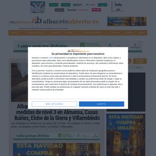 Albaceteabierto Tu Periódico Digital de Albacete - Noticias en Albacete