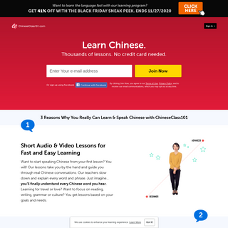 Learn Chinese Online - ChineseClass101