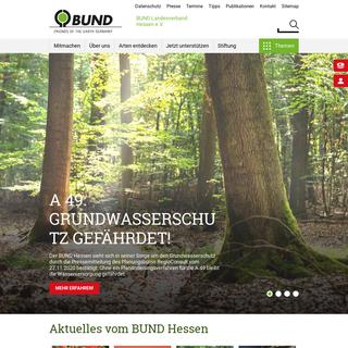 Aktuelles - BUND Landesverband Hessen e.V.