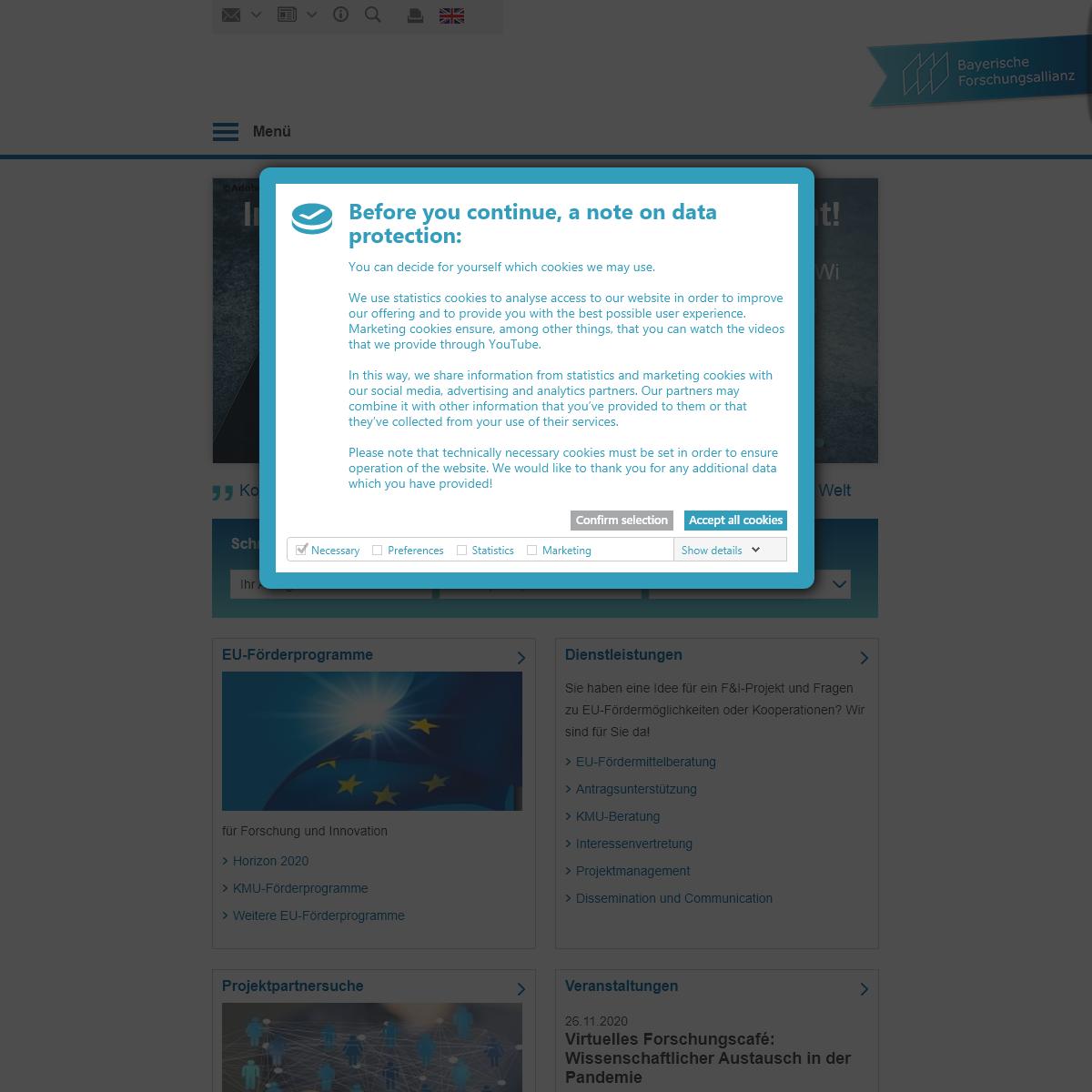 Website- BayFOR