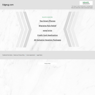 Edgecg.com
