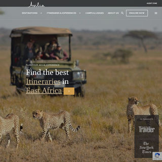 African Safaris & Travel - Asilia Africa