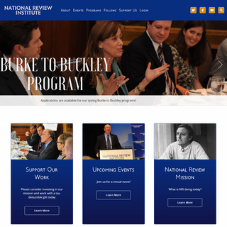 Home - National Review Institute