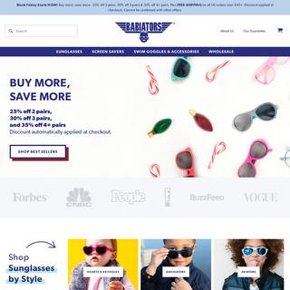 Baby Sunglasses & Kid Sunglasses – Babiators Sunglasses
