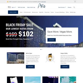 ARIA Resort & Casino - ARIA Resort & Casino