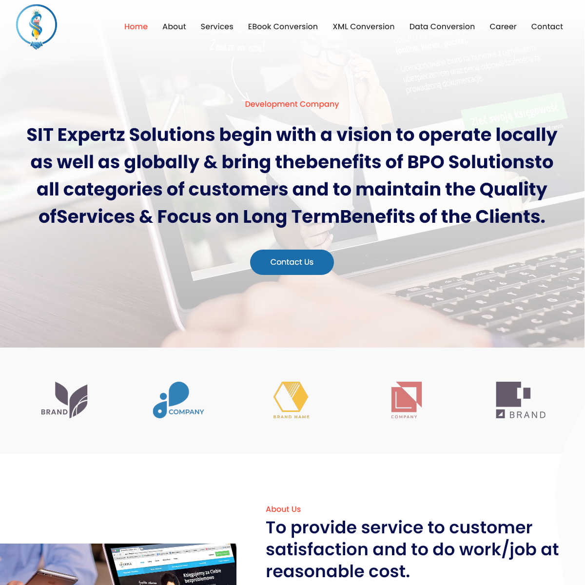 SitExpertz - Your Business Solution